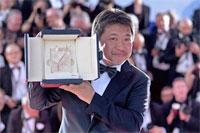 パルムドールを受賞した是枝裕和監督