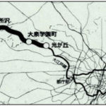 大泉学園町〜東所沢までは大赤字「発散」