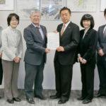 日本共産党新座市議団が2019年度の予算要望