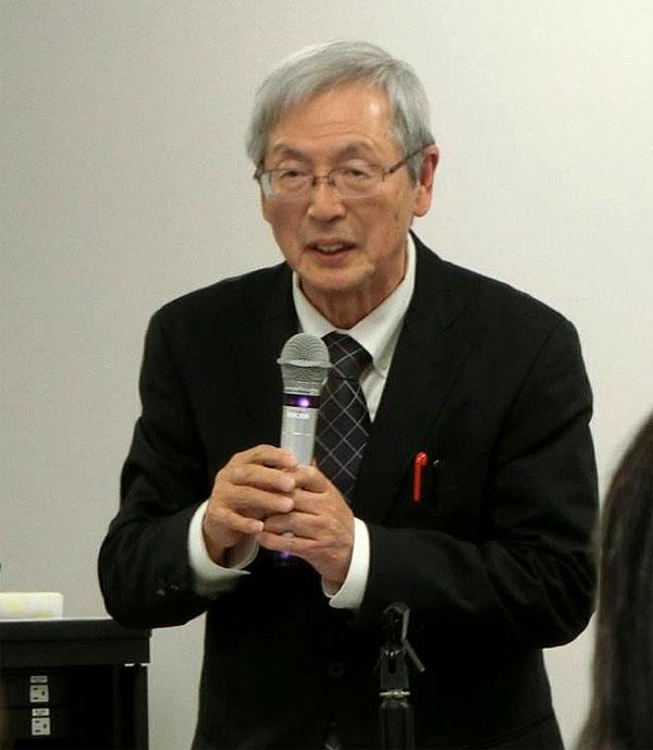 彩の国 子ども・若者支援ネットワーク代表理事 白鳥勲氏