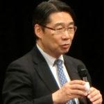 講演する前川喜平さん(元文科省事務次官)