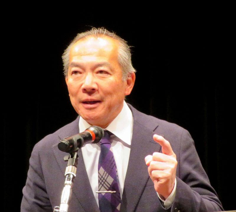 伊藤岳予定候補
