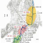 黒目川沿い 健康器具設置コース