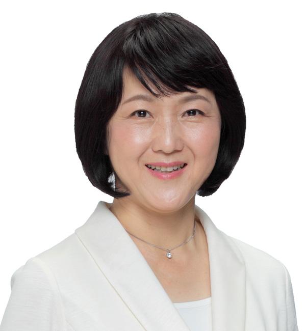 梅村さえこ参議院比例代表予定候補
