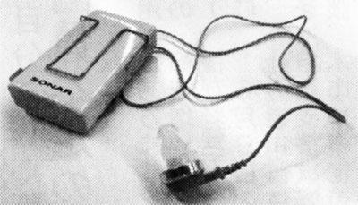 磁気コイル補聴器