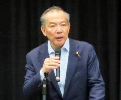 日本共産党参議院議員 伊藤 岳