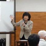 日本共産党の埼玉4区予定候補 工藤かおる氏