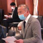 伊藤岳参議院議員