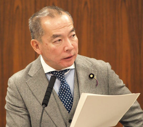 参議院議員 伊藤 岳