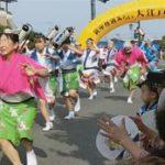 大江戸新座祭り 10万人で賑わう