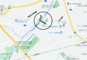 大和田・坂之下橋が開通