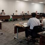 社会保障推進協議会 自治体要請キャラバン