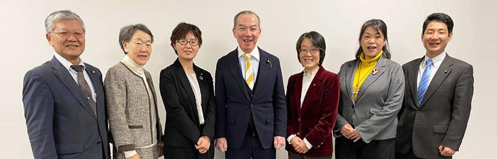 日本共産党新座市議団と仲間たち3